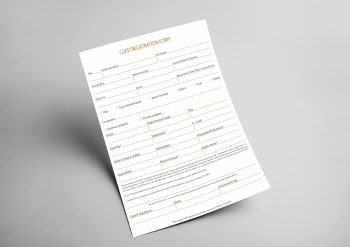 REGISTRATION CARDS Αθηνα