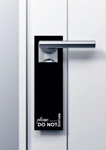 door hanger αθηνα